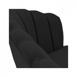 Καναπές αναμονής Ariel Black