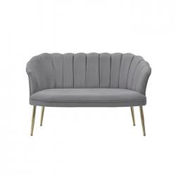 Καναπές αναμονής Ariel Grey