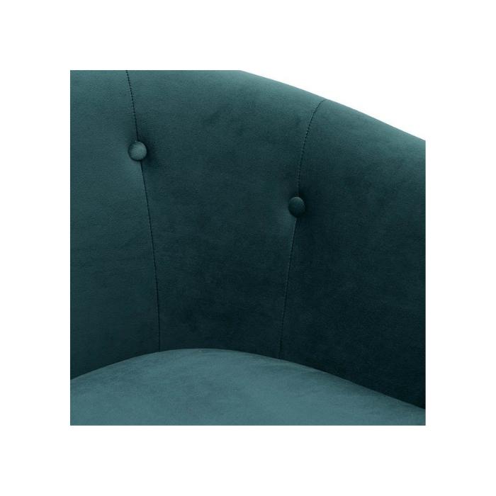 Πολυθρόνα πεντικιούρ Ludwig Green