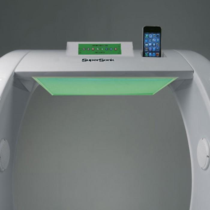 Λουτήρας κομμωτηρίου Supersonic s-maxi massage art.9640