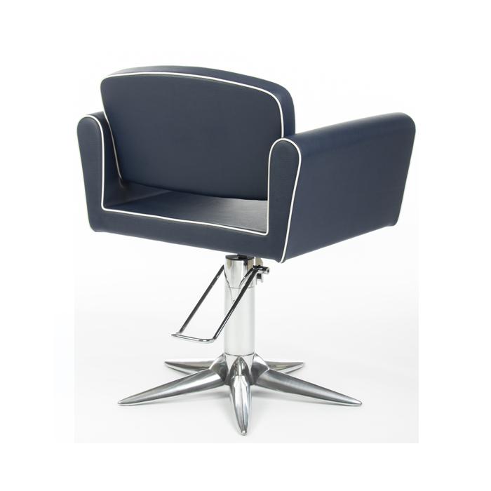 Πολυθρόνα κομμωτηρίου Blueschair color parrot
