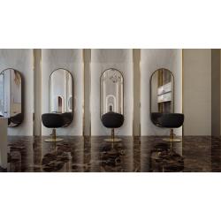 Καθρέφτης κομμωτηρίου Katherine Ring wall