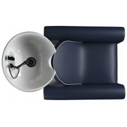Λουτήρας κομμωτηρίου Blueswash color