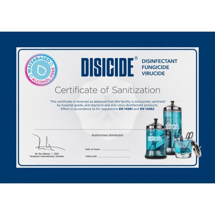 Καθαριστικό σπρέι επιφανειών κομμωτηρίου Uniclean Disicide 1000ml