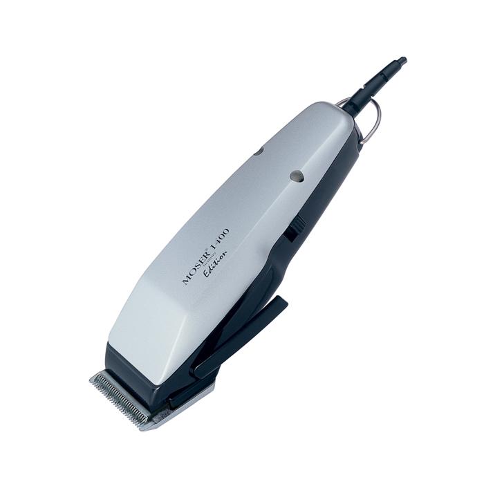 Μηχανή κουρέματος Moser 1400  Silver Edition