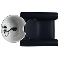 Λουτήρας  κομμωτηρίου Blueswash electro black