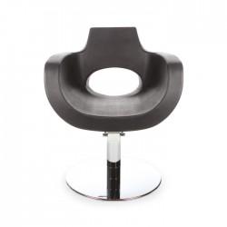 Πολυθρόνα κομμωτηρίου Aureole black roto