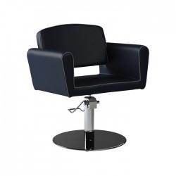 Πολυθρόνα κομμωτηρίου Blueschair black roto