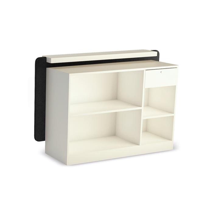 Ρεσεψιόν κομμωτηρίου Cpt Desk 150