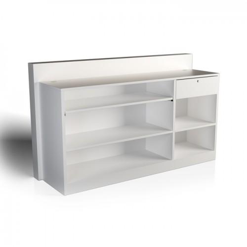 Ρεσεψιόν κομμωτηρίου Status Desk 150