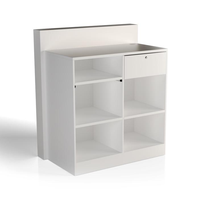 Ρεσεψιόν κομμωτηρίου Status Desk 90