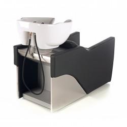 Λουτήρας κομμωτηρίου Flatiron air-shiatsu massage black