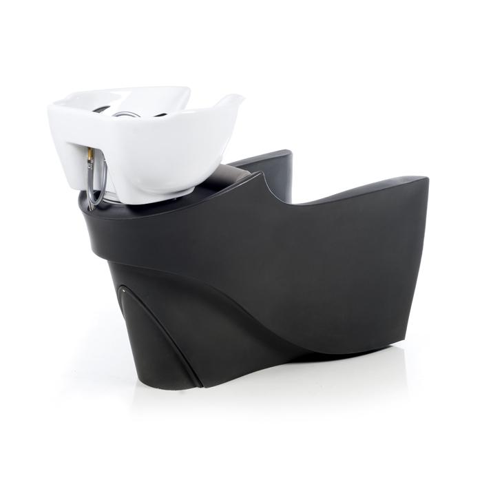 Λουτήρας κομμωτηρίου Muumuu eco basic black