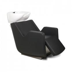 Λουτήρας κομμωτηρίου Ultrawash air-shiatsu black